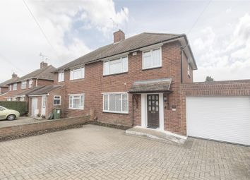 Thumbnail 3 bed semi-detached house for sale in Hanover Way, Windsor