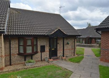 Thumbnail 1 bed semi-detached bungalow for sale in Meadow View, Botcheston, Leicester