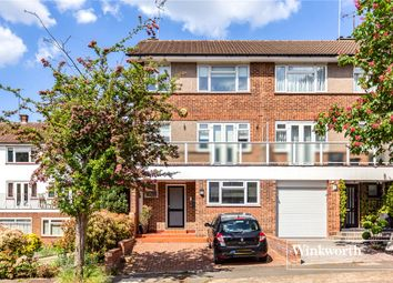 Thumbnail 4 bed end terrace house for sale in Wickliffe Avenue, Finchley, London