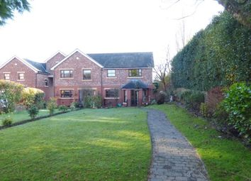 Thumbnail 4 bed semi-detached house for sale in Brook House Court, Lakeside Road, Lymm, Cheshire