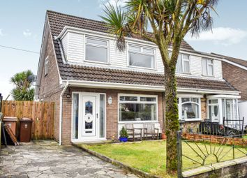 Thumbnail 3 bed semi-detached house for sale in Squires Hill Crescent, Belfast