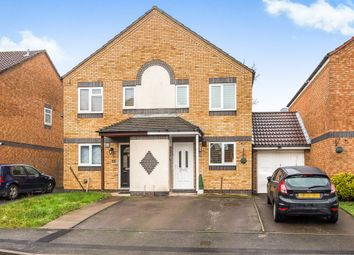 Thumbnail 2 bed semi-detached house for sale in Hawkins Croft, Tipton