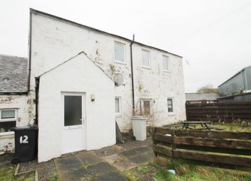 Thumbnail 2 bed flat for sale in 17A-17B, Galloway Street, Dumfries DG27Tl