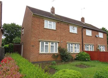 Thumbnail 3 bedroom semi-detached house for sale in Water Lane, Wootton, Northampton