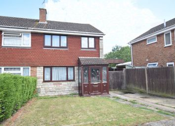 Thumbnail 3 bed semi-detached house for sale in Harkness Close, Bletchley, Milton Keynes