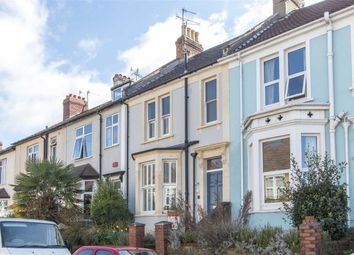 Thumbnail 3 bed terraced house for sale in Allington Road, Southville, Bristol
