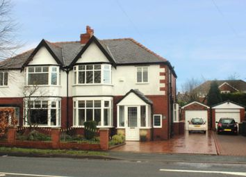 Thumbnail 3 bed semi-detached house for sale in Stapleton Avenue, Bolton