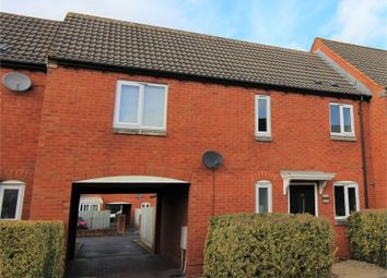 Thumbnail 3 bed terraced house for sale in Sloe Close, Weston-Super-Mare