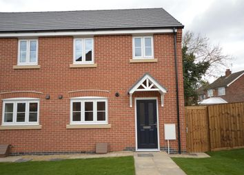 Thumbnail 3 bed semi-detached house to rent in Tarry Close, Blaby, Leicester