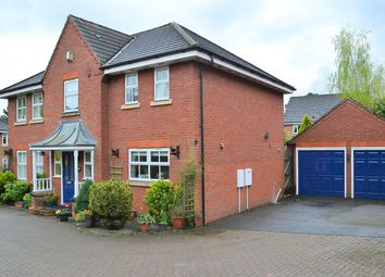 Thumbnail 4 bed detached house for sale in Cheshire Close, Burntwood
