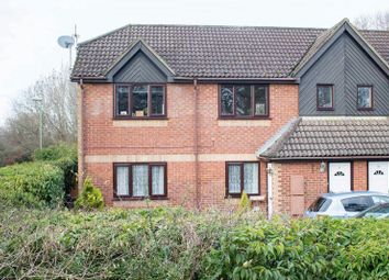 Thumbnail 2 bed maisonette for sale in Hambert Way, Totton, Southampton