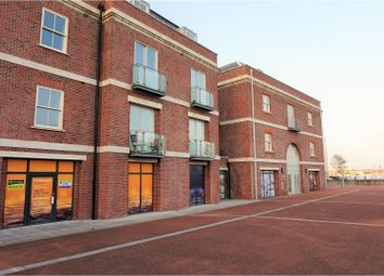 Thumbnail 2 bed flat for sale in Salt Meat Lane, Gosport