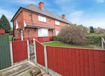 Thumbnail 2 bed terraced house for sale in Highcliffe Road, Sneinton, Nottingham