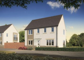 "Thumbnail 3 bedroom detached house for sale in ""The Clayton "" at Diamond Batch, Weston-Super-Mare"