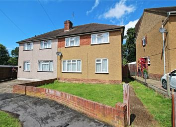 Thumbnail 3 bed semi-detached house to rent in Sandymount Avenue, Stanmore, Middlesex