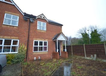 Thumbnail 3 bed semi-detached house for sale in Peartree Close, Barlby, Selby