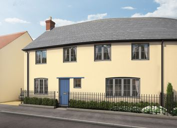 Thumbnail 3 bed semi-detached house for sale in Woodlands Road, Mere, Warminster