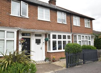 Thumbnail 2 bed terraced house for sale in Conquest Close, Hitchin, Hertfordshire