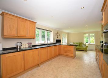 Thumbnail 4 bed bungalow for sale in Teston Road, Offham, West Malling, Kent