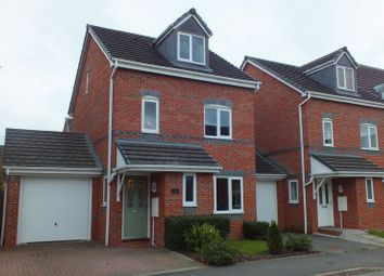 Thumbnail 4 bed property for sale in Primrose Close, Leekbrook, Leek