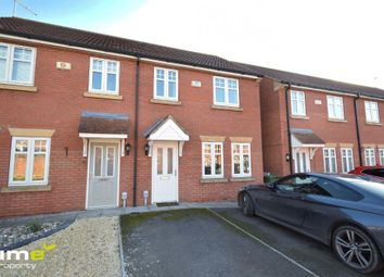 Thumbnail 3 bed town house to rent in Ravenser Court, Hedon, East Yorkshire