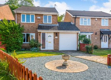 Thumbnail 3 bed link-detached house for sale in Oleander Crescent, Northampton