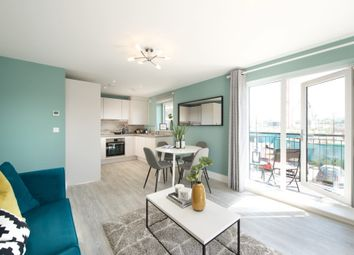 168 Elm Quay, Endle Street, Southampton SO14. 1 bed flat for sale