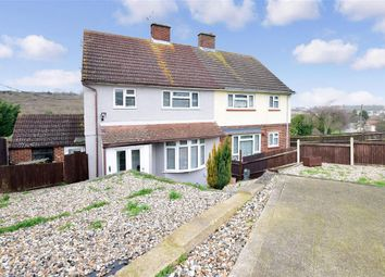 3 bed semi-detached house for sale in Wayfield Road, Chatham, Kent ME5