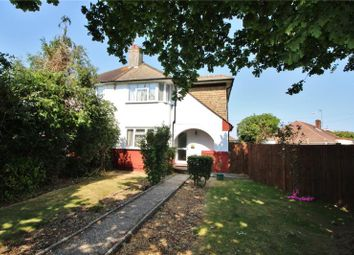 Thumbnail 4 bed semi-detached house for sale in Clarendon Road, Broadwater, Worthing