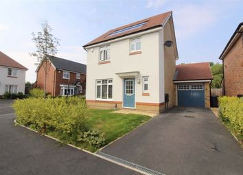 Thumbnail 3 bed detached house for sale in Brigadier Road, Stockport