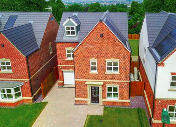 Thumbnail 4 bed detached house for sale in Carriage Close, Nottingham