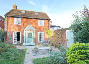 Cannon Street, Lymington, Hampshire SO41. 3 bed detached house for sale
