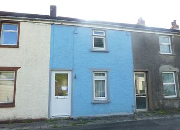 Thumbnail 2 bed terraced house for sale in Gwendraeth Row, Pontyberem, Llanelli, Carmarthenshire.