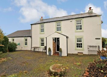 Thumbnail 4 bed detached house for sale in Waverton, Wigton