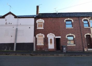 Thumbnail 2 bedroom terraced house for sale in Hanover Street, Newcastle-Under-Lyme