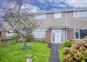 Thumbnail 3 bed terraced house for sale in Wiston Path, Fairwater, Cwmbran
