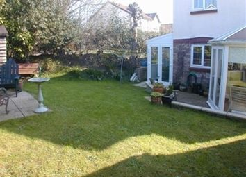 Thumbnail 4 bed detached house to rent in Poplar Close, Sketty, Swansea