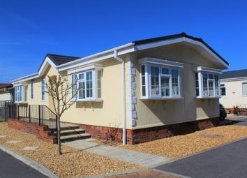 Thumbnail 2 bed mobile/park home for sale in Cherry Gardens, Kewstoke, Weston-Super-Mare