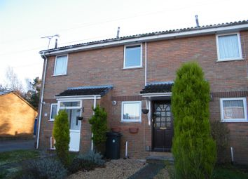 Thumbnail 2 bed terraced house to rent in Chetnole Close, Canford Heath, Poole