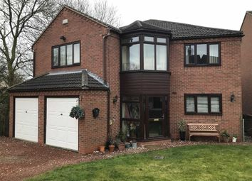 Thumbnail 5 bed detached house for sale in Derby Road, Marehay, Ripley