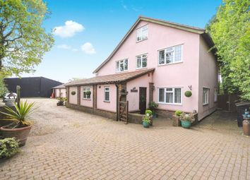 Thumbnail 4 bed detached house for sale in School Road, Rayne, Braintree