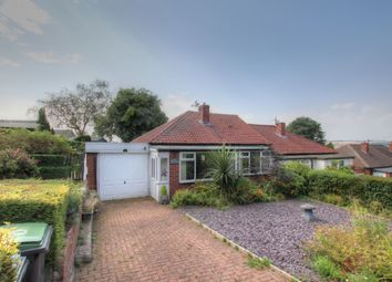 Thumbnail 2 bed bungalow for sale in Ebchester Hill, Ebchester, Consett