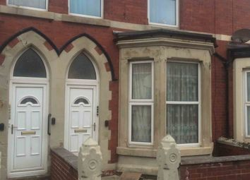 Thumbnail Studio to rent in Regent Road, Blackpool
