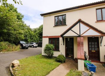 Thumbnail 2 bed terraced house for sale in 3 Vicarage Mews, Farmhill, Douglas