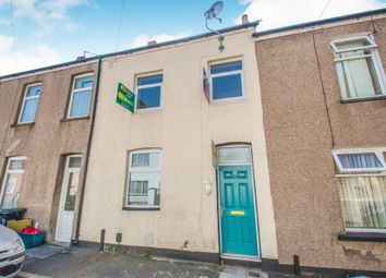 Thumbnail 3 bedroom terraced house for sale in St. Michael Street, Newport