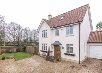 Thumbnail 4 bed detached house for sale in Wick Road, Pilning, Bristol