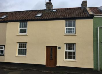 Thumbnail 3 bed cottage to rent in High Street, Claverham, Bristol