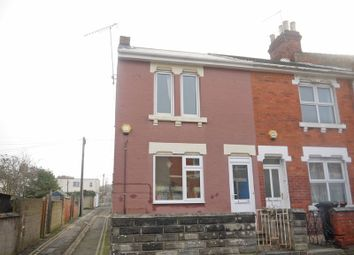 Thumbnail 3 bedroom end terrace house for sale in Newhall Street, Swindon