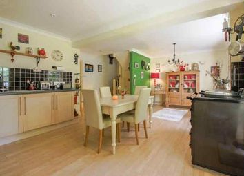 Thumbnail 3 bed town house for sale in Scott Close, Uppingham, Oakham
