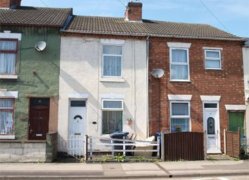 Thumbnail 3 bed terraced house for sale in Uxbridge Street, Burton-On-Trent, Staffordshire